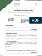 20120307 Articles GA Règles Sécurité Panique Garres