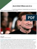 Robin Williams Detalles de Su Biografía _ Gente y Famosos _ EL PAÍS Artículo