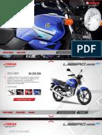 Manual Yamaha Libero