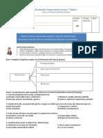 Evaluación Comprensión Lectora 7 gracia.docx