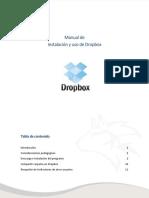 Instalación de Drop Box