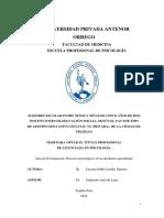 Prueba de Diagnostici Preescolar 2019-2
