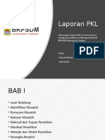 Laporan PKL SMS Gateway