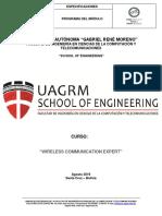 Programa -Wireless Communication Expert