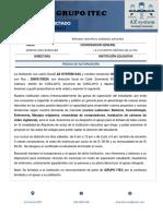 OFICIO N° 004 - COLEGIO RAFAN