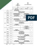 CIG an 2 Orar Semestrul 1 an Universitar 2019-2020