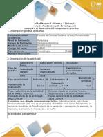 Guía Para El Desarrollo Del Componente Práctico - Biotk - Paso 4 - Tendencias y Aplicaciones de La Psicofisiología en El Contexto