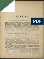 Jorge Luis Borges - Una Efusión de Ezequiel Martínez Estrada (1956)