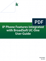 Yealink IP Phone Features Integrated With BroadSoft UC-One User Guide V80 62