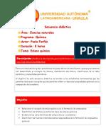 Secuencia didáctica-Pao