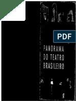 Panorama do Teatro Brasileiro - S. Magaldi (1997)