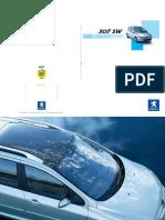 Peugeot 307 sw france