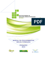 Manual Pronatec 2014 v.29.04
