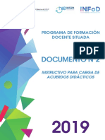Instructivo Para Envio de Acuerdos Didácticos