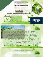 Clasificacion Segun Uso Mayor - Exposicion