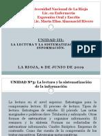 EOyE Unidad III Lic Enf Plan Nuevo 6 Junio 2019