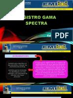 REGISTRO GAMA SPECTRA.pptx