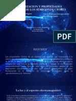 Polarizacion y Propiedades Opticas de Los Semiconductores