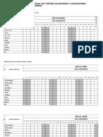 Control de Asistencia y Calificaciones 1