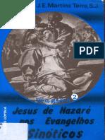 João Evangelista Martins Terra - Jesus de Nazaré Nos Evangelhos Sinóticos