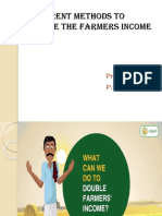 Different methods to double the farmers income.pptx