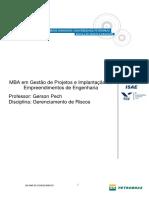 Gestão Dos Riscos - Gerson Pech