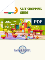 Safe Shopping Guide 2019