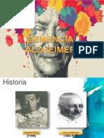 Demencia Tipo Anzhaimer