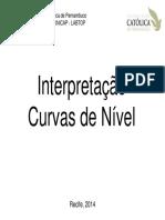 CM202 - 04 - Curvas de Nivel