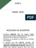 Algoritmi Curs 1
