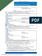 Healthy Start » Online Application Form