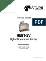 HEBT-5V - Manual de Serviço (en) [2017.07]