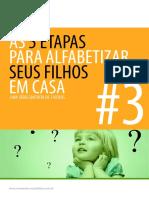 03 - As 5 Etapas Para Alfabetizar Seus Filhos Em Casa