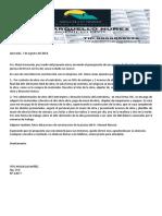 Presupuesto de Obra - Sra. Maria Fernanada