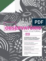 Revista Observatorio Itau 23