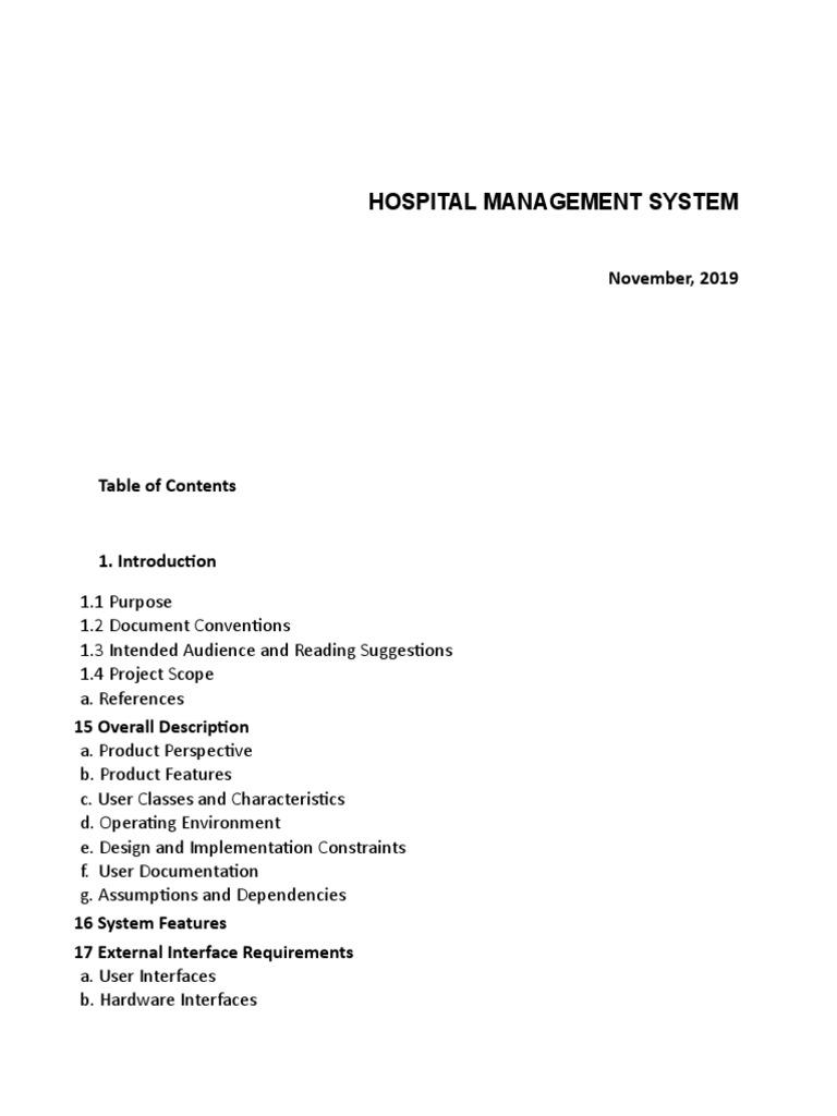 Hospital Management System Java Server Pages Java Programming Language