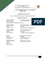 Informe Termoformado de Platos Biodegradables