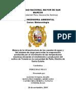 Proyecto de metereología Santa Eulalia