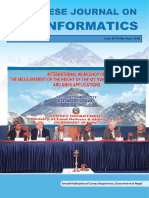 Nepalese Journal on Geo-informatics Number 17