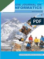Nepalese Journal on Geo-informatics Number 18