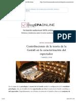 La teoría de la Gestalt aplicada al teatro   Blog de CPA Online