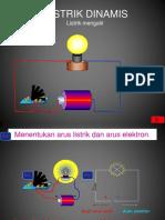 listrik dinamisd