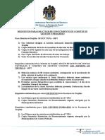 Tupa PARA RECONOCIMIENTO DE COMITÉS DE GESTIÓN Y PROGRESO