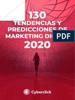 130 Tendencias y Predicciones de Marketing Digital 2020