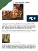O Senhor Caitanya e o Renascimento Da Devoção