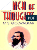 M.S. Golwalkar-Bunches of Thoughts-Sahitya Sindhu Prakashana (2000).epub