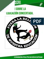 Dossier Sobre La Educación Concertada EeM