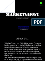 MARKETGHOST for Coaching Classes
