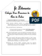 Pauta Cafe Literario