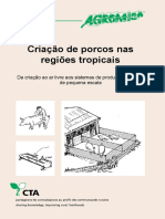 Agrodok 01-Criação de Porcos Nas Regiões Tropicais